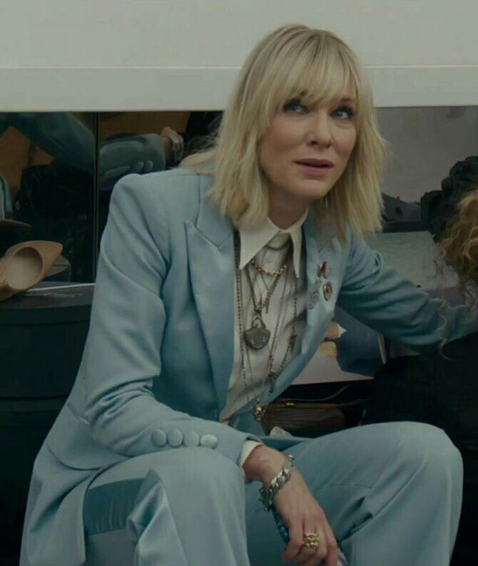 Which BADASS Ocean's 8 Character Are You? Tomboy fashion