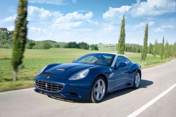 Ferrari California Gets Handling Speciale Package: 2012 Geneva Auto Show