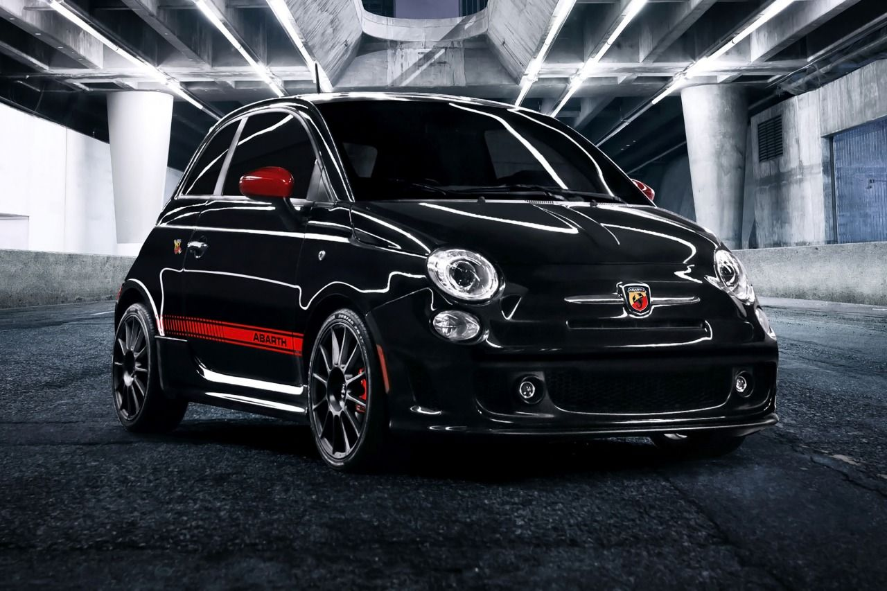 Used 2013 Fiat 500 Abarth Pricing For Sale Edmunds Fiat Abarth