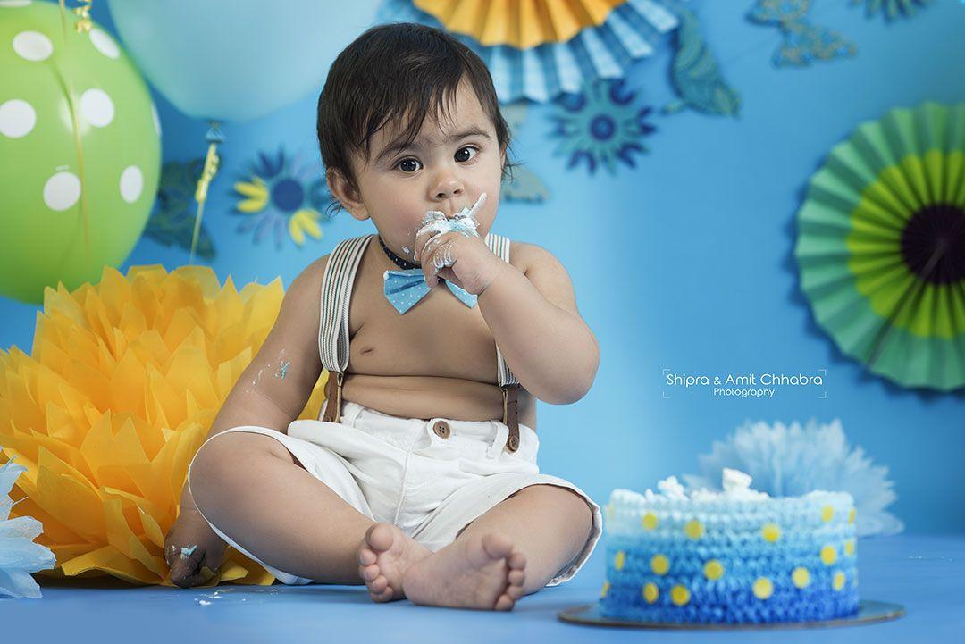Cake Smash Delhi Shipra Amit Chhabra Photography First Birthday Photography Birthday Photography Kids Birthday Photography