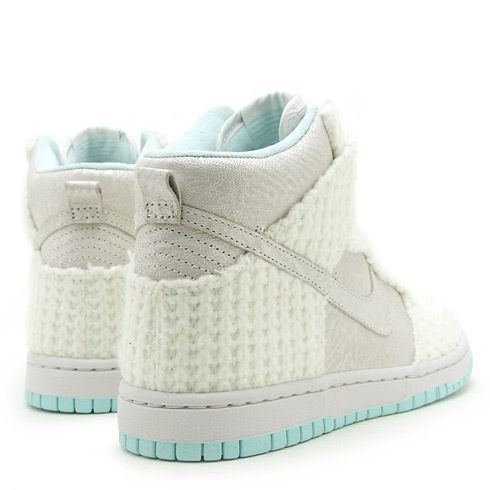 detailed look 716a1 ec221 Nike Dunk High Skinny SwanMint Candy