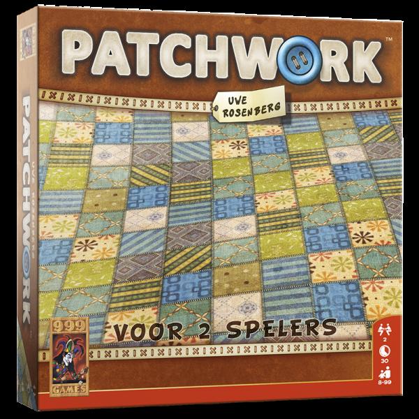 Patchwork Bordspel Bordspellen, Game kaarten