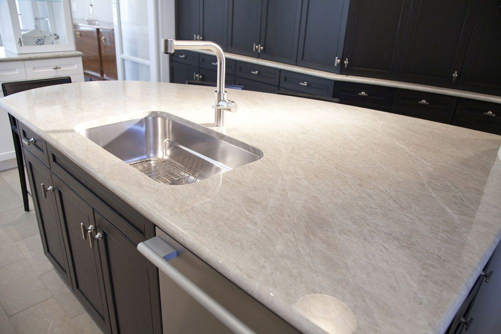 Top Quartzite Kitchen Counter The Difference Between Quartzite