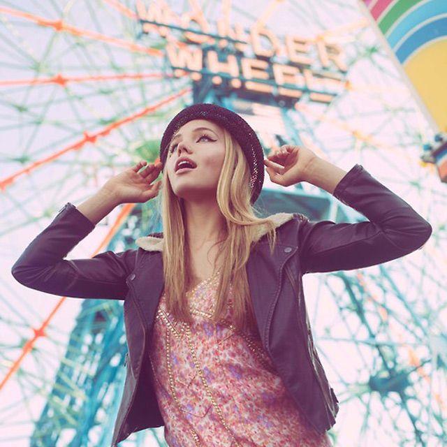 Cheveux Longs Blond Photographie, Mode rock et Mode