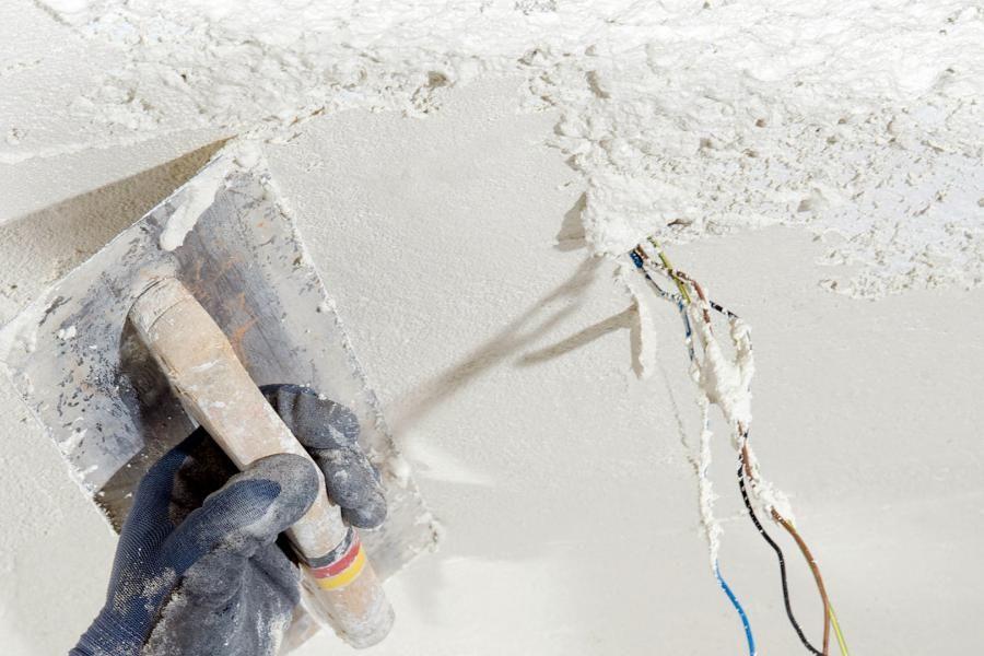 Decke glatt verputzen beautiful wnde glatt verputzen wnde glatt verputzen with wnde glatt - Wand gerade spachteln ...