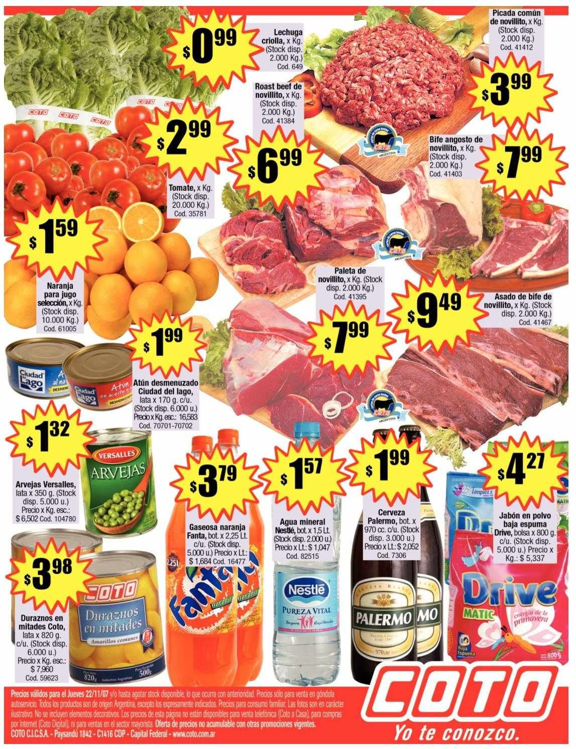 Supermercado Ofertas Spanish Food Food Menu Restaurant