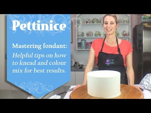 how to stop fondant from cracking