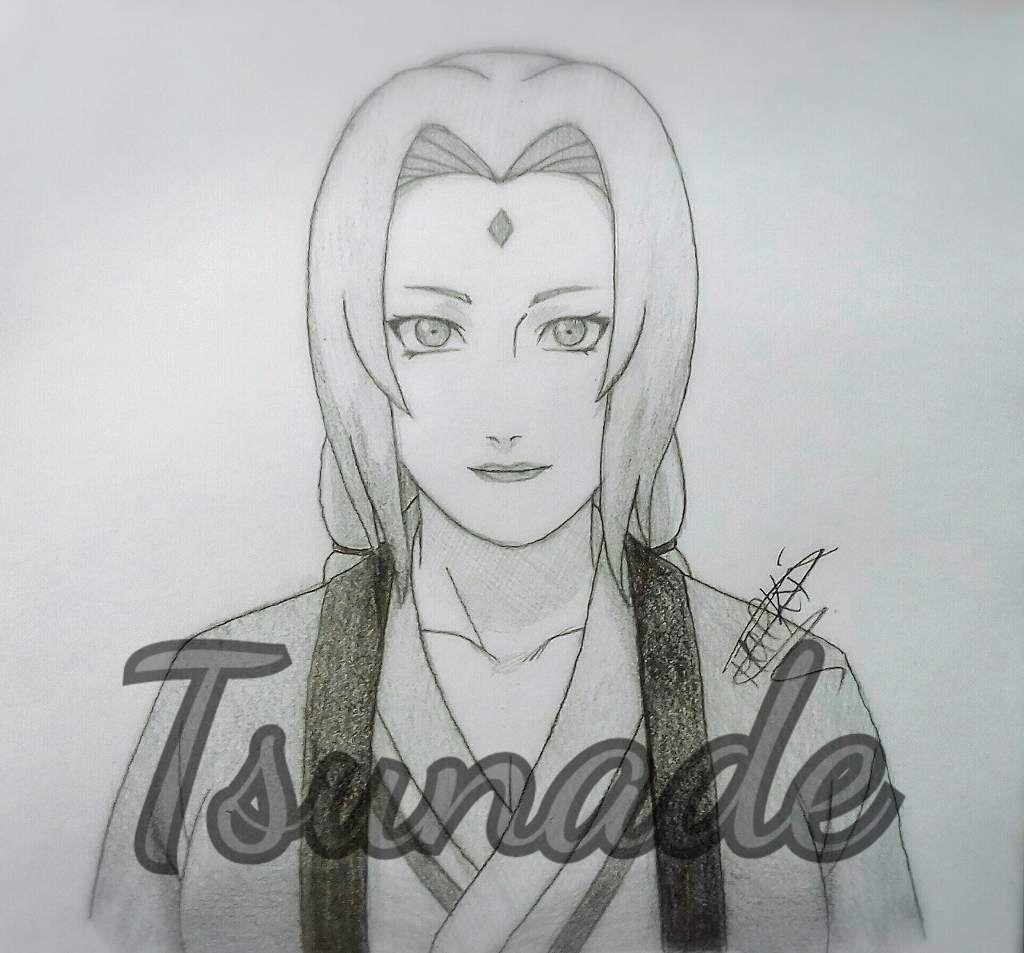 Tuto Dessin Comment Faire Tsunade By Usuratonkachi Naruto Boruto Fr Amino Dessin Naruto Dessin Pour Mamie Dessins D Anime