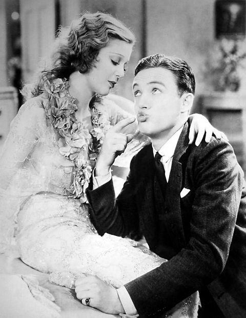 Loretta Young, Frank Albertson - Big Business Girl 1931