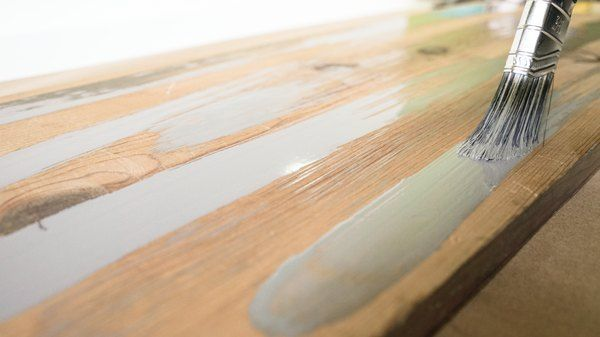 how to make wood look weathered grey