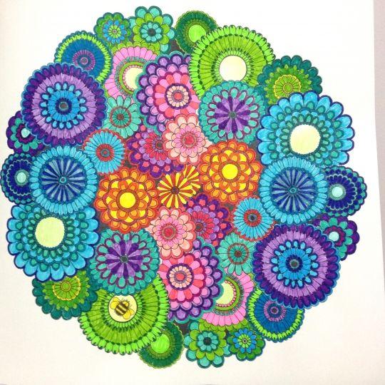 Johanna Basford | Colouring Gallery | art | Pinterest | Johanna ...
