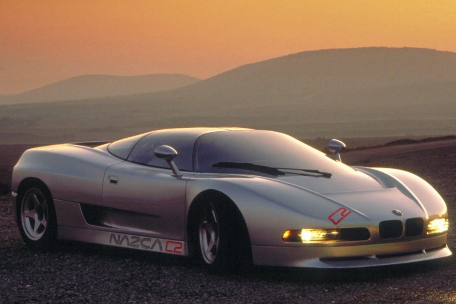 Super Rare Bmw Supercar For Sale Nazca M12 1 1 Million Bmw Concept Bmw Supercar Super Cars