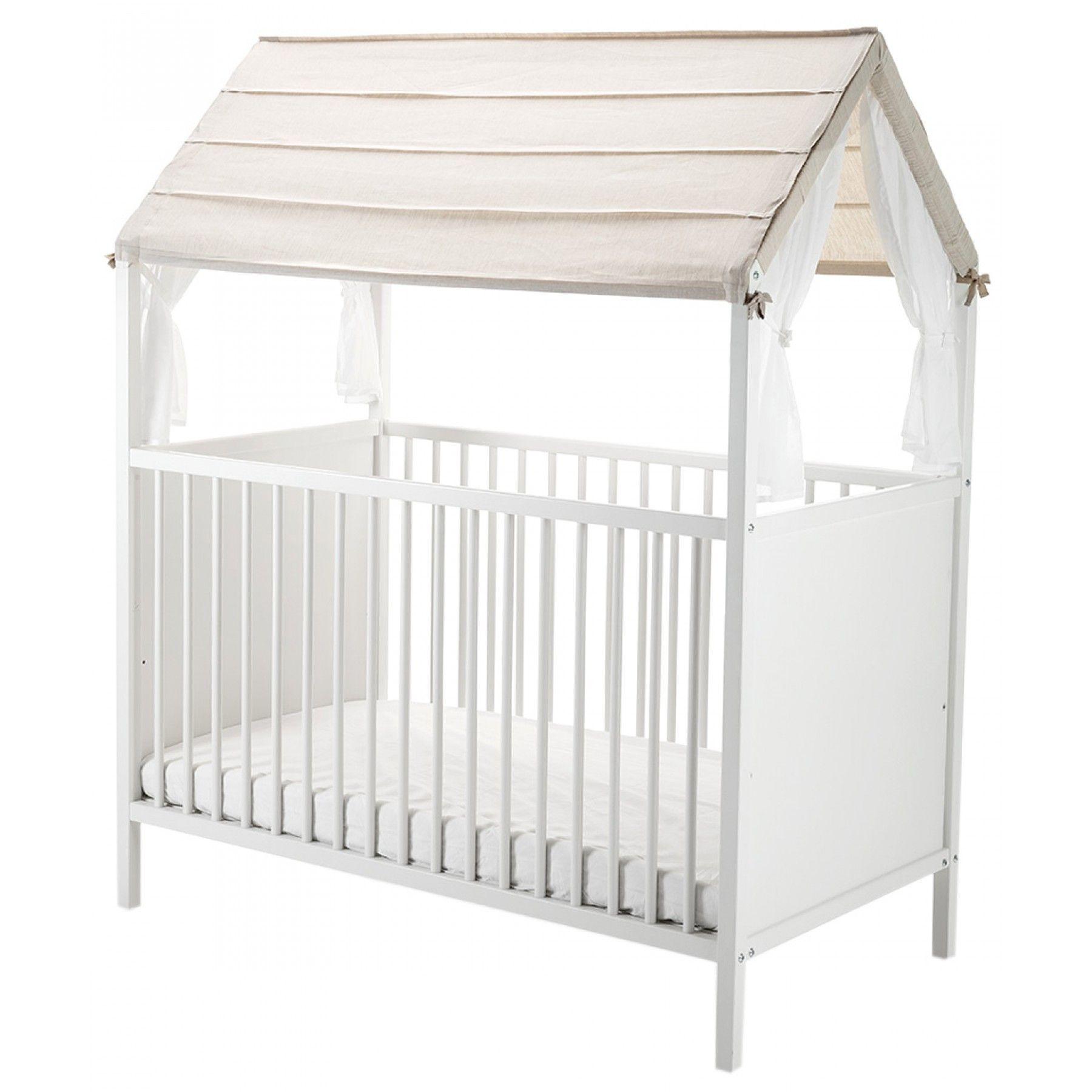 Techo para Cuna Stokke® Home™ un suave dosel que resguarda al bebé y ...