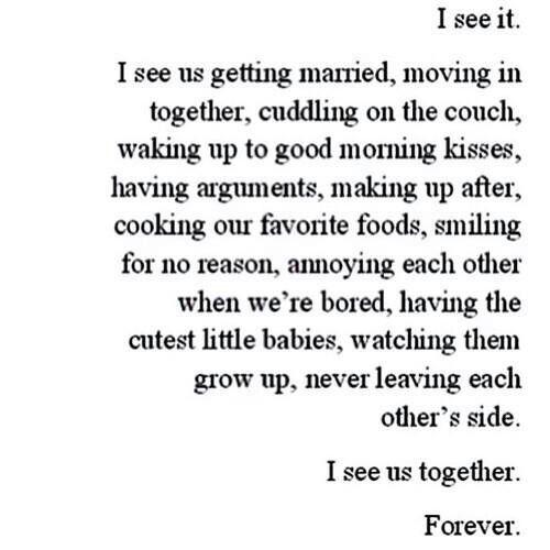 Id say yes | Quotes | Boyfriend quotes, Cute boyfriend