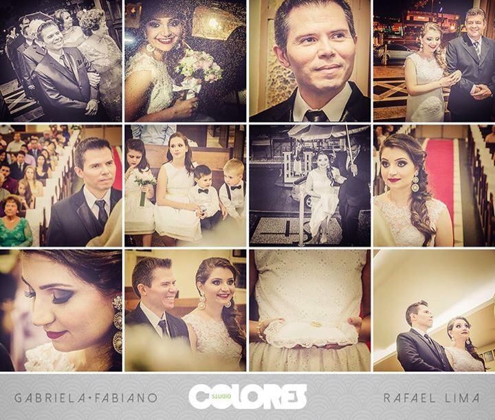 Wedding Day by Studio Colores