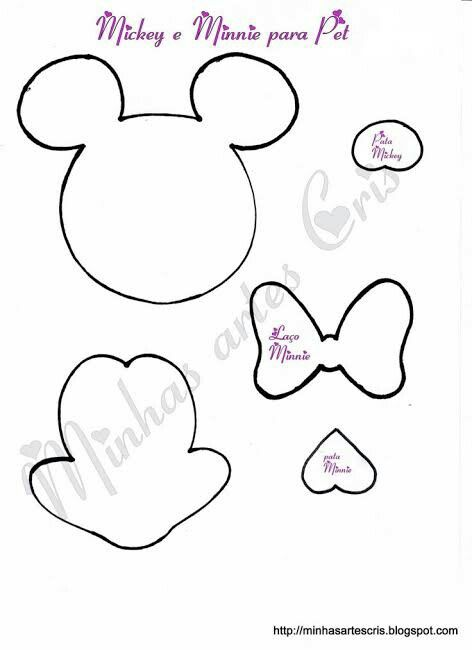 Mickey Head Template Mickey Mouse Clubhouse 10