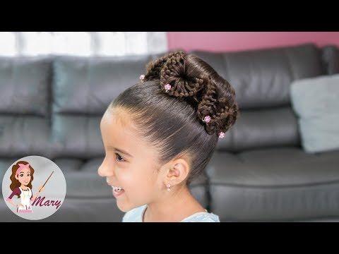 Youtube Koki Fryzury Dziewcząt Fryzury Dla Dziewczynek