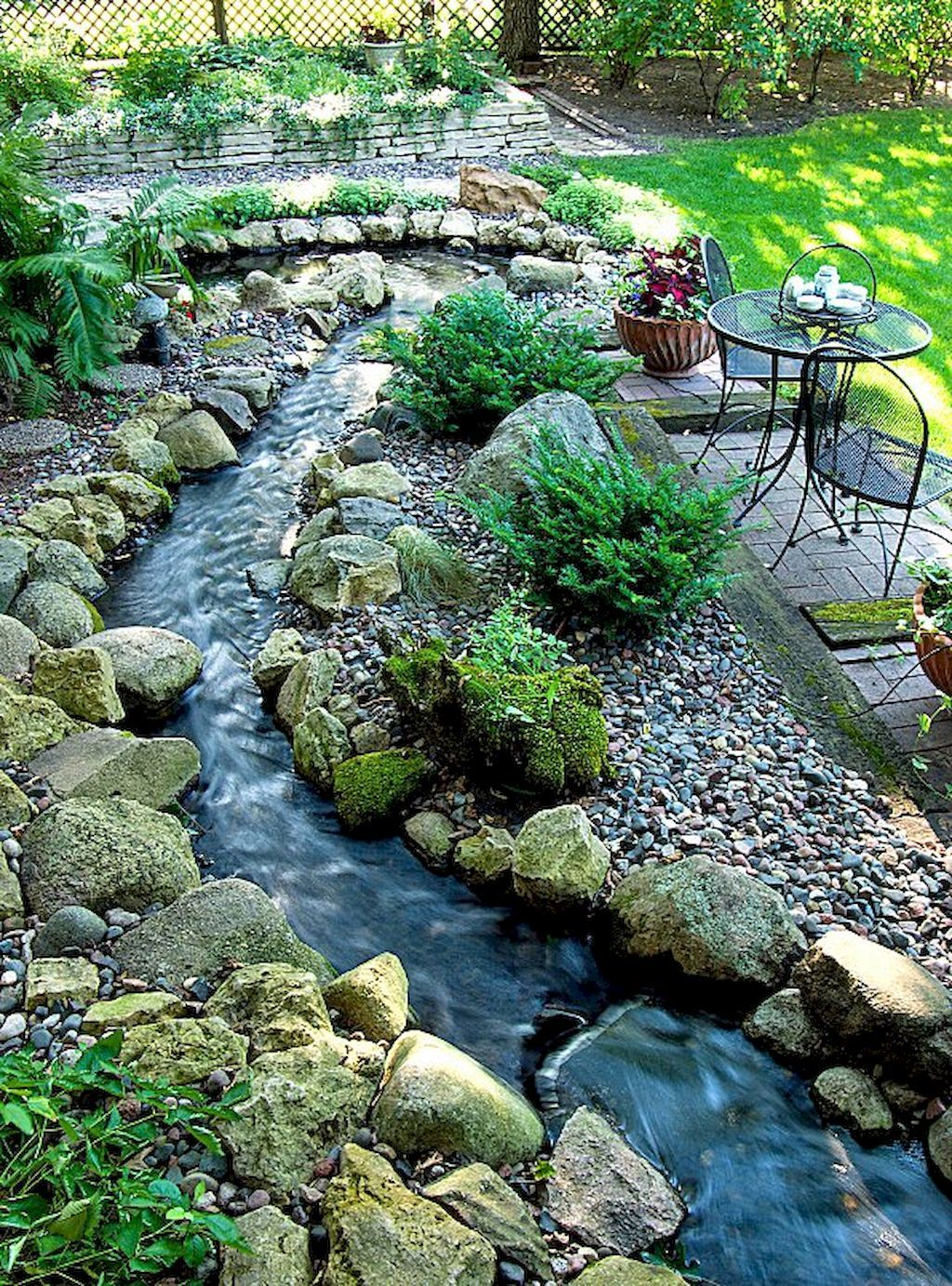 80 small backyard landscaping ideas on a budget   landscaping ... - Patio Landscaping Ideas On A Budget