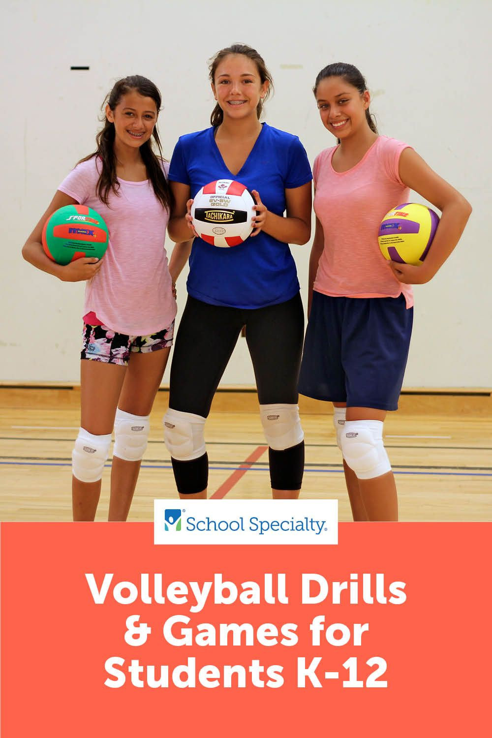 Volleyball Drills And Games For Students From K 12 Volleyball Drills Volleyball Volleyball Skills