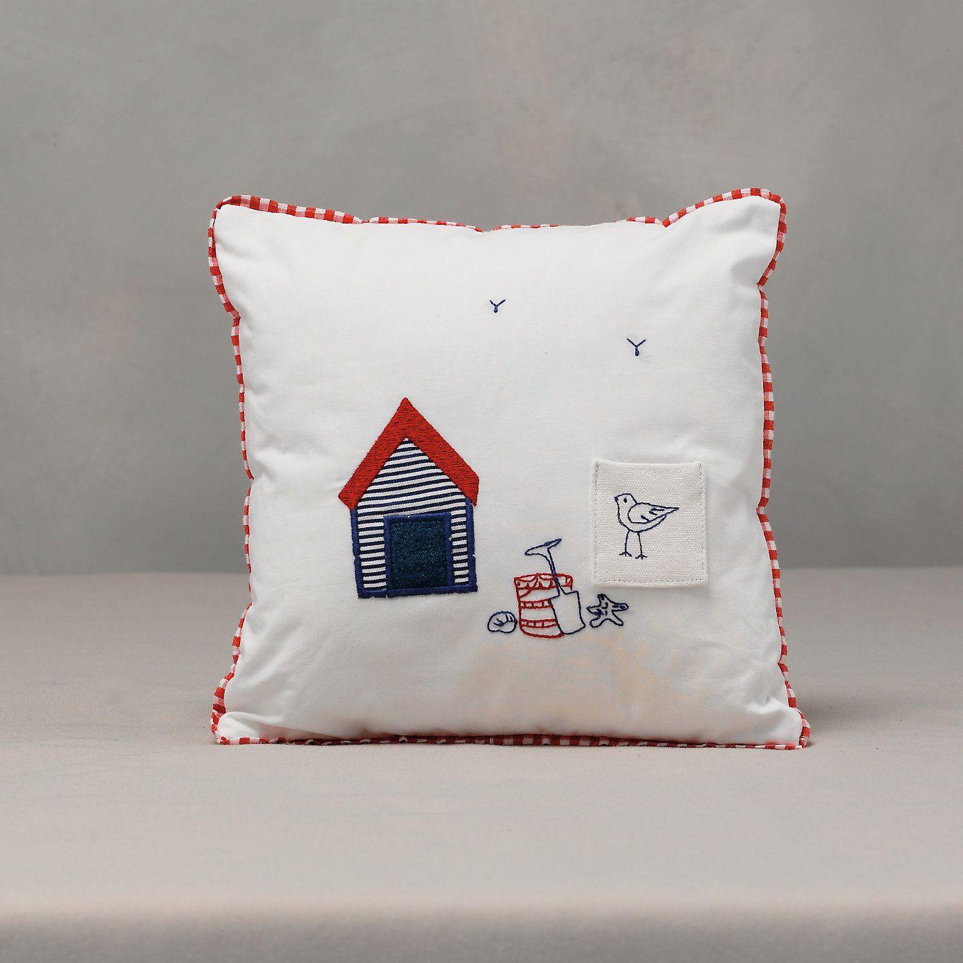 Sailboats tooth cushion the white company evanus big bedroom