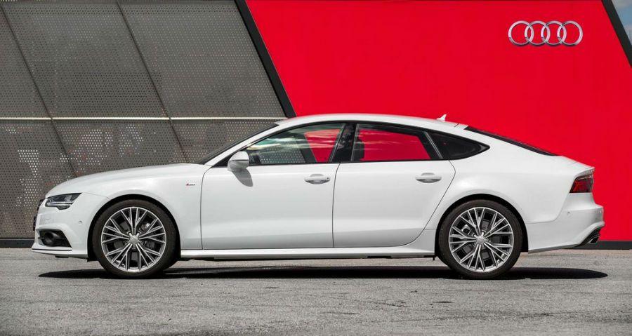 Audi A Mpg Audi Pinterest Audi A - Audi a7 mpg