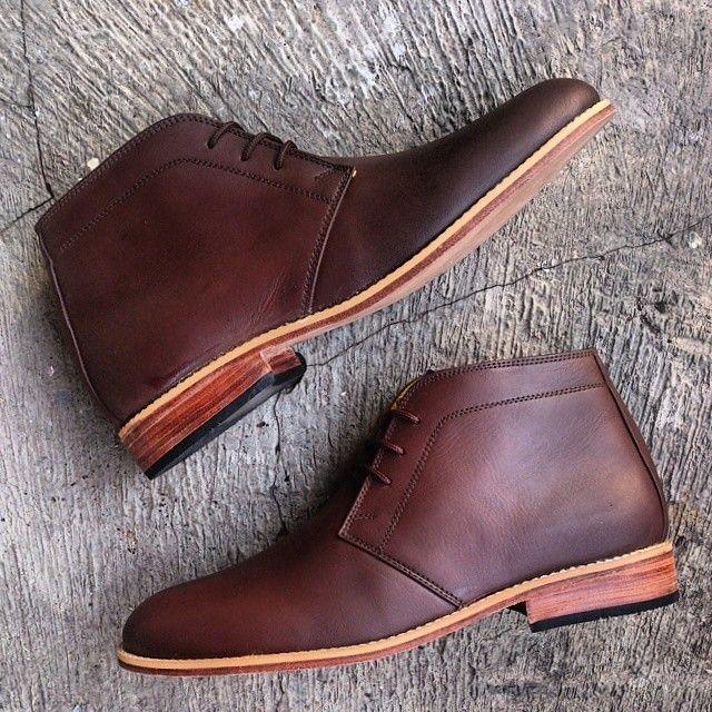 Chukka genuine tan fullup cow leather. Preorder. #handmade #handmadeshoes  #handcraft #. BandungCow LeatherVscocamIndonesiaOotd