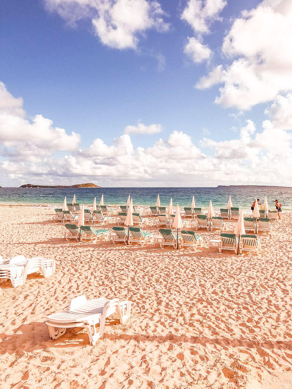 La Playa Orient Bay, ma nuit dans un hôtel situé sur l'une
