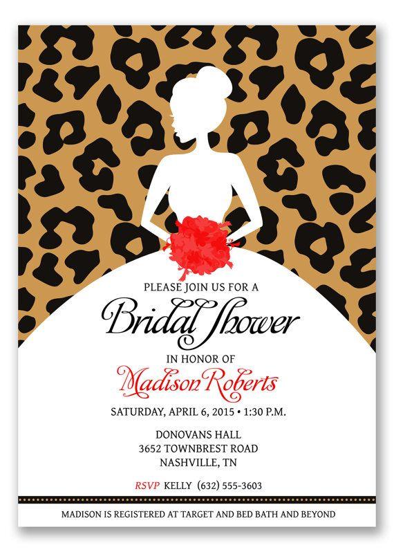 Custom Bridal Shower Invitation Pick any by ScriptureWallArt - printable bridal shower invites