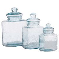 3-Piece Cyprus Canister Set