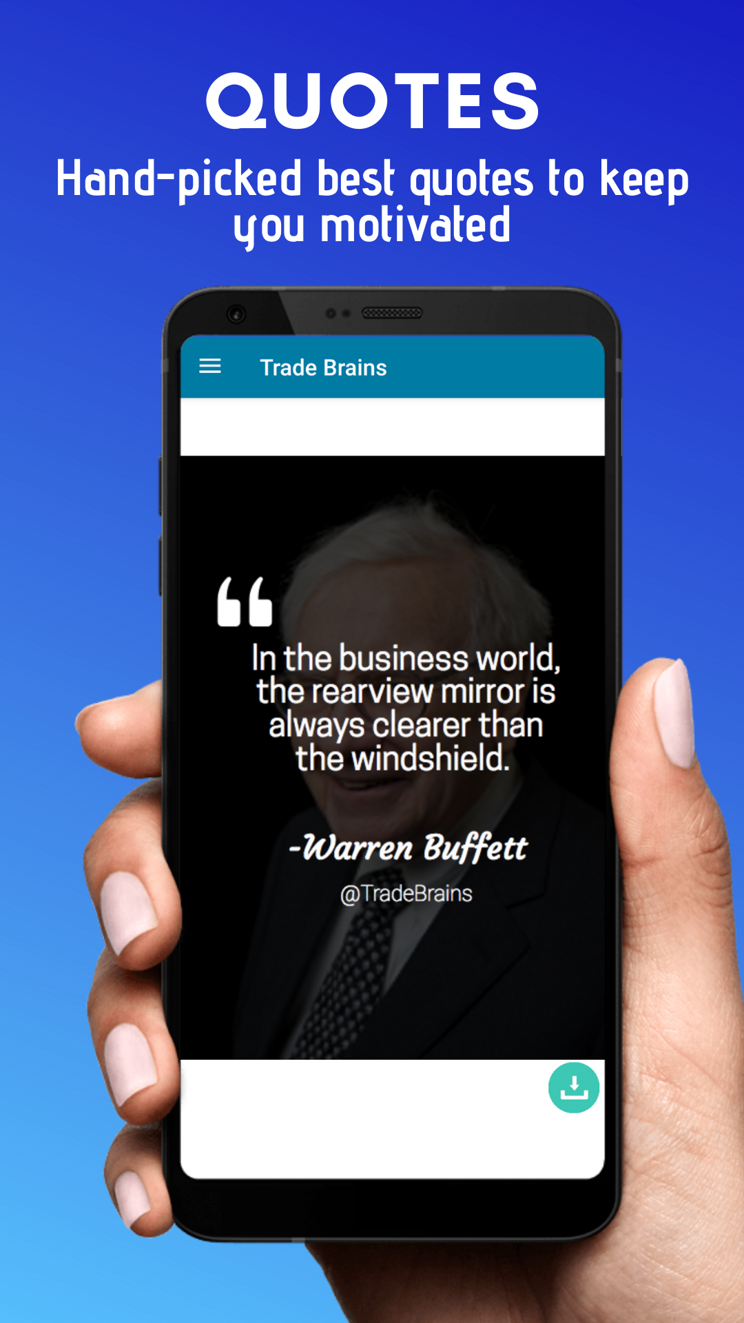 Download the Free learning app!! Learn to Invest in