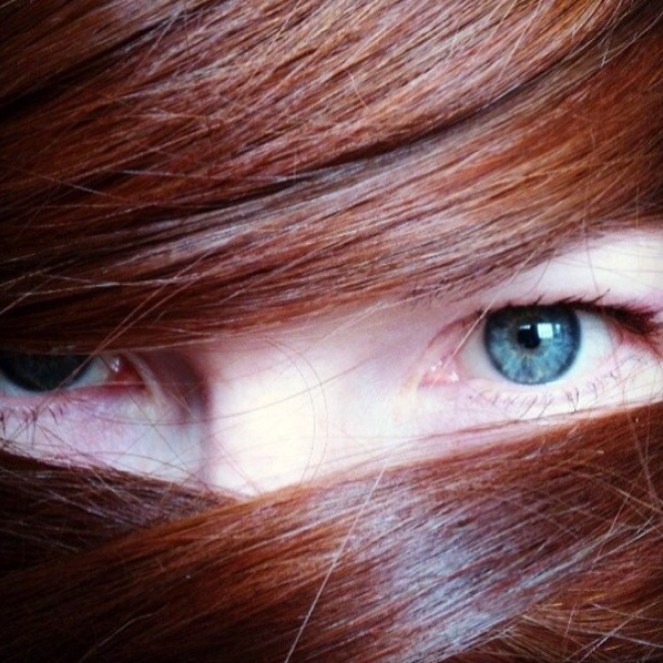Red Hair And Blue Eyes Is The Rarest Combination On The