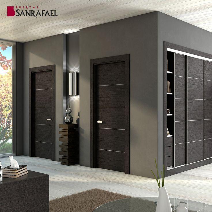 Resultado de imagen para puertas y ventanas de aluminio puertas pinterest ventanas de - Puertas de casa interior ...