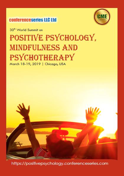30th World Summit on Positive Psychology, Mindfulness, Psychotherapy