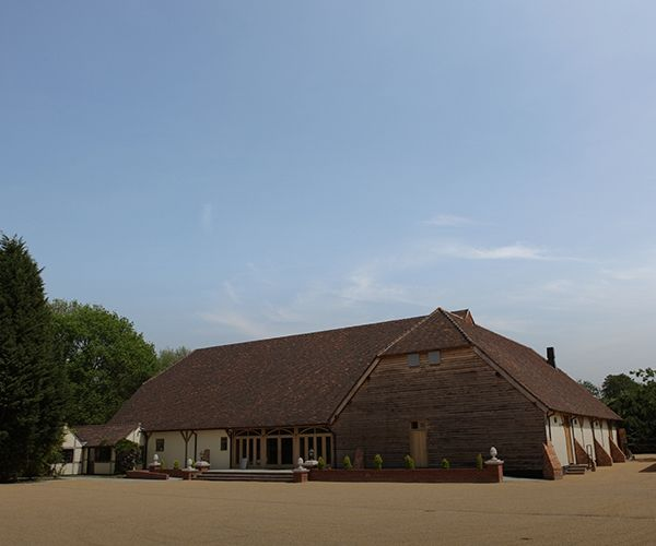 Rivervale Barn Wedding Venue In Hampshire