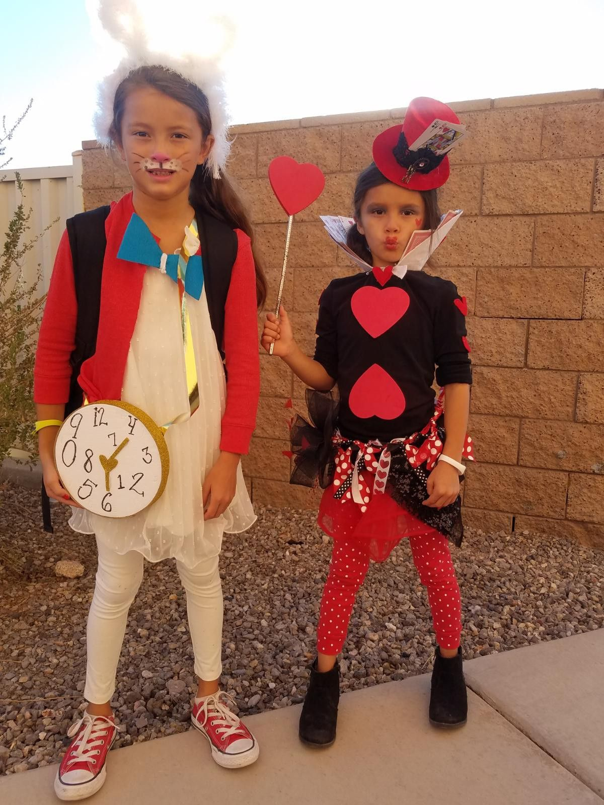 Alice And Wonderland Character Day Schoolspirit