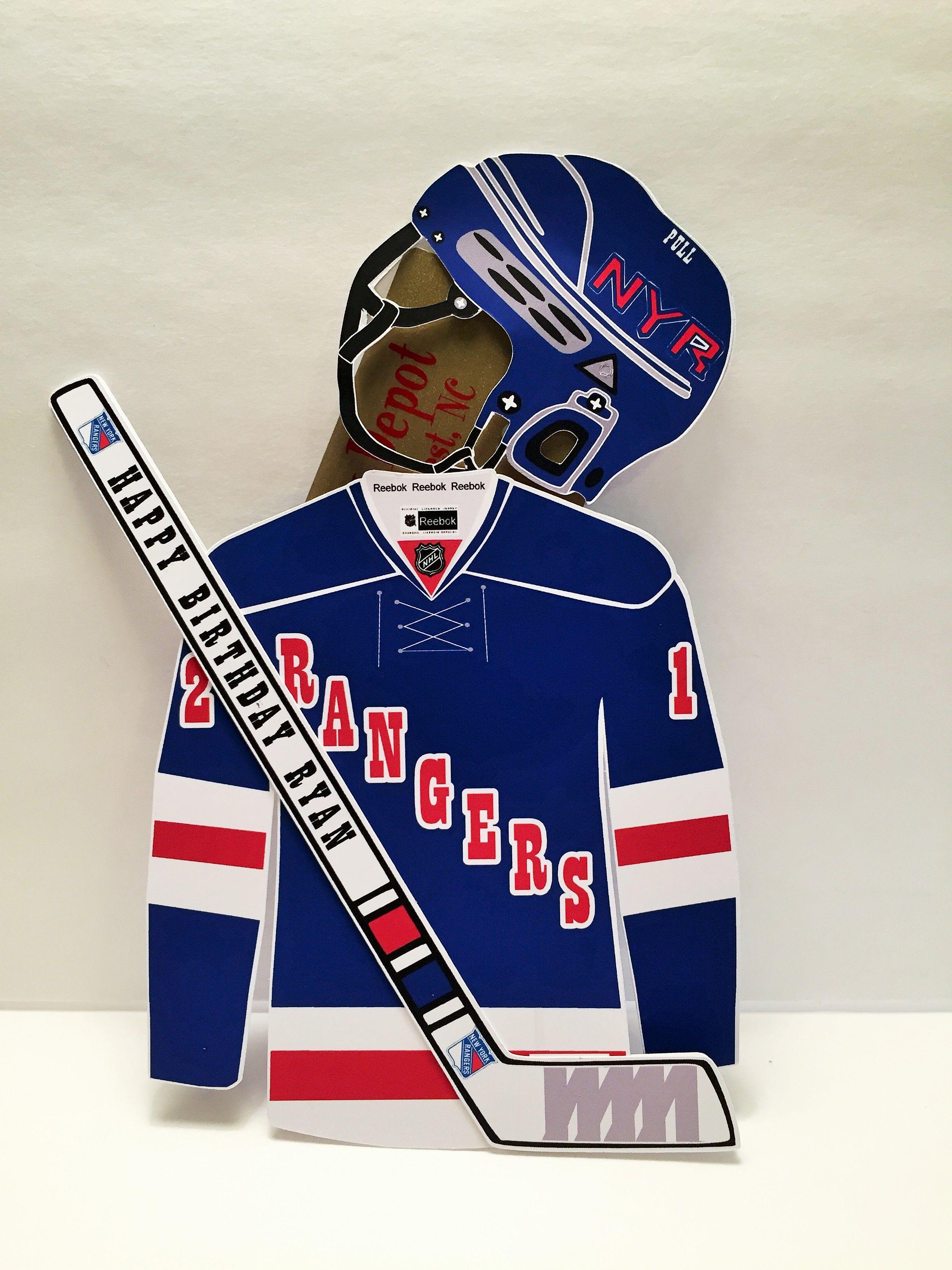 Hockey Gift Card Holder