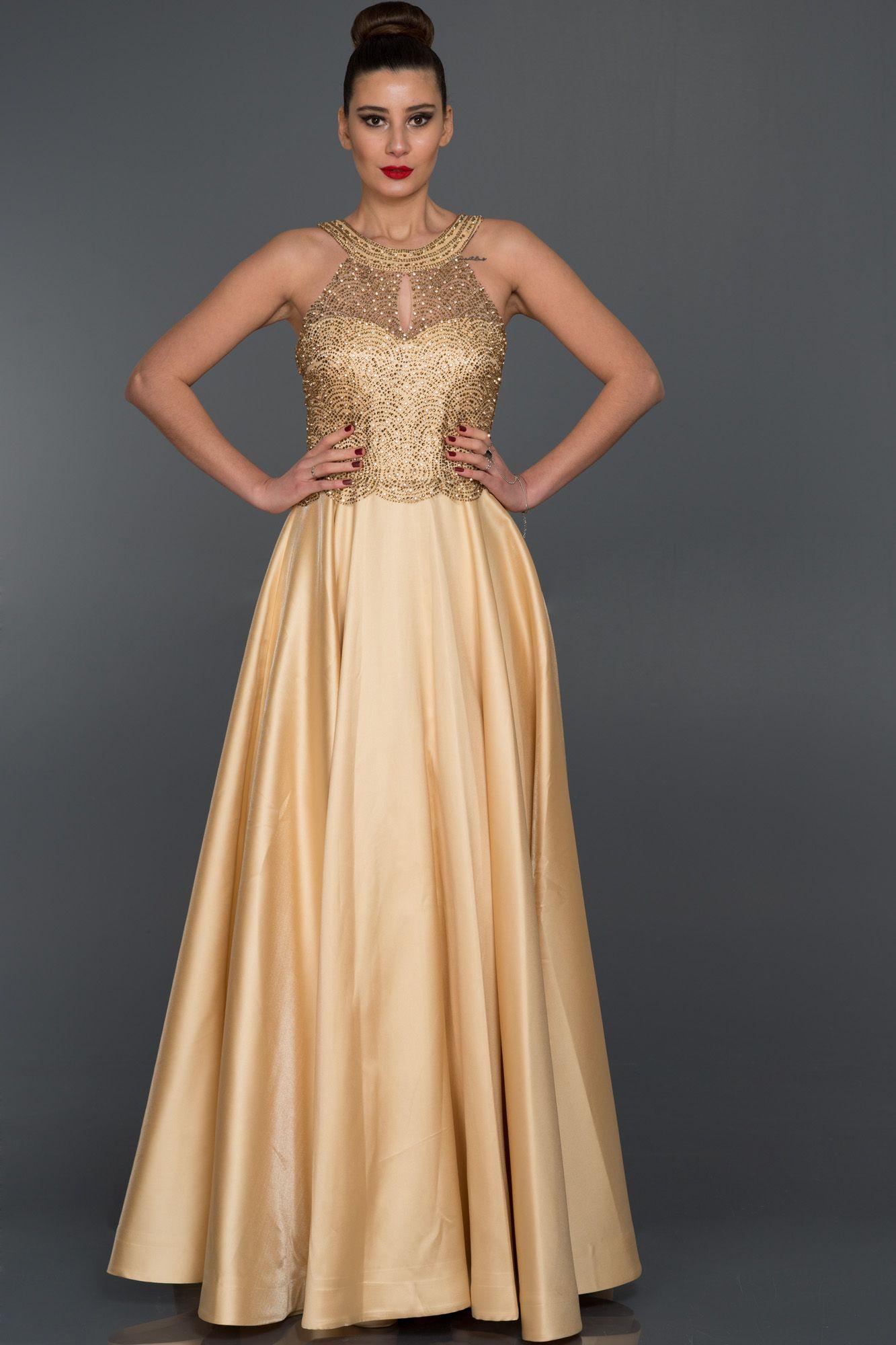 Fotos prenses elbise modelleri picture - Uzun Prenses Abiye F118