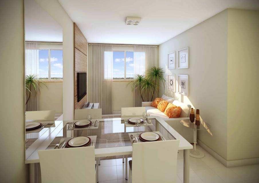decora o de sala pequena 50 id ias para voc se inspirar e se divertir na decora o da sala. Black Bedroom Furniture Sets. Home Design Ideas