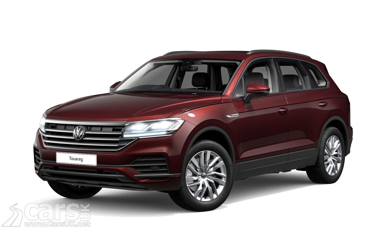 Volkswagen Touareg SUV range DOUBLES in size in the UK