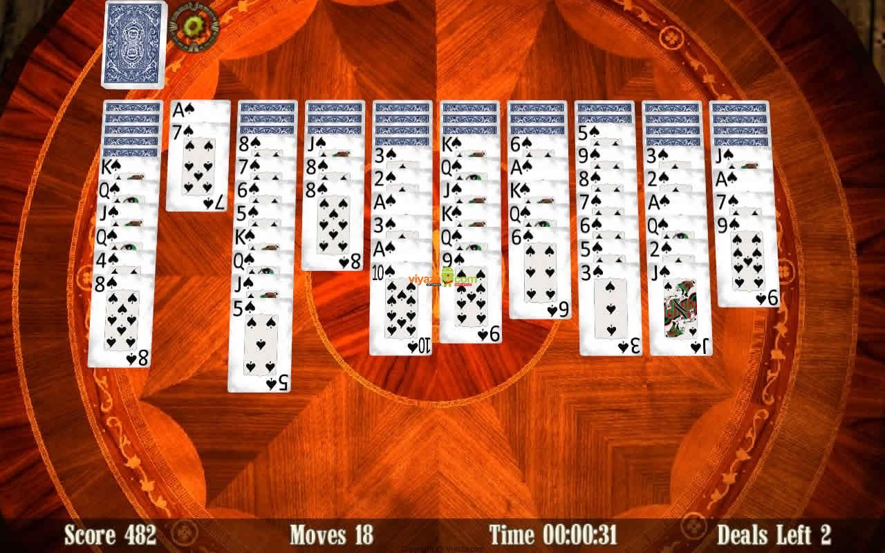 Play Spider Solitaire • Play Free Spider Solitaire Game