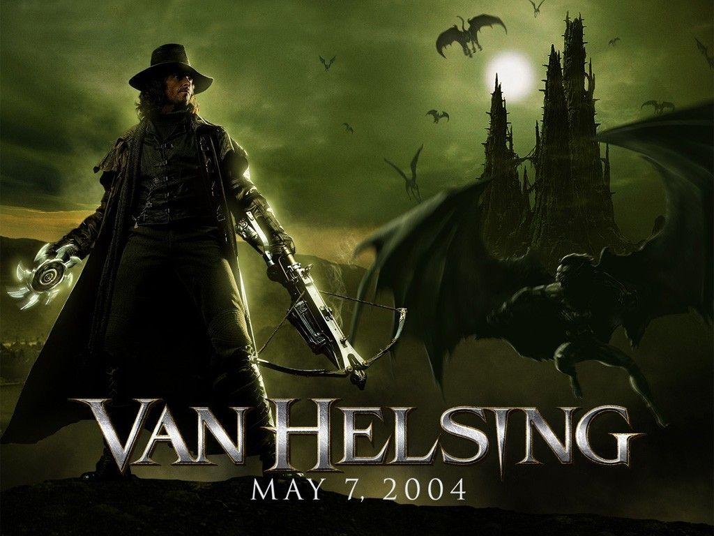 Van Helsing 2004 Vampire Film New Vampire Movies Movie Wallpapers