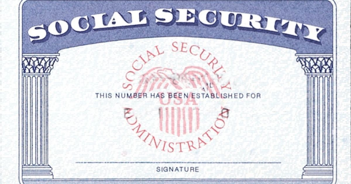 Social Insecurity 1010 Park Place Passport Template Social Security Card Money Template