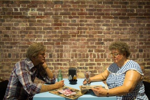 Duane Hanson | Serpentine Galleries 2015