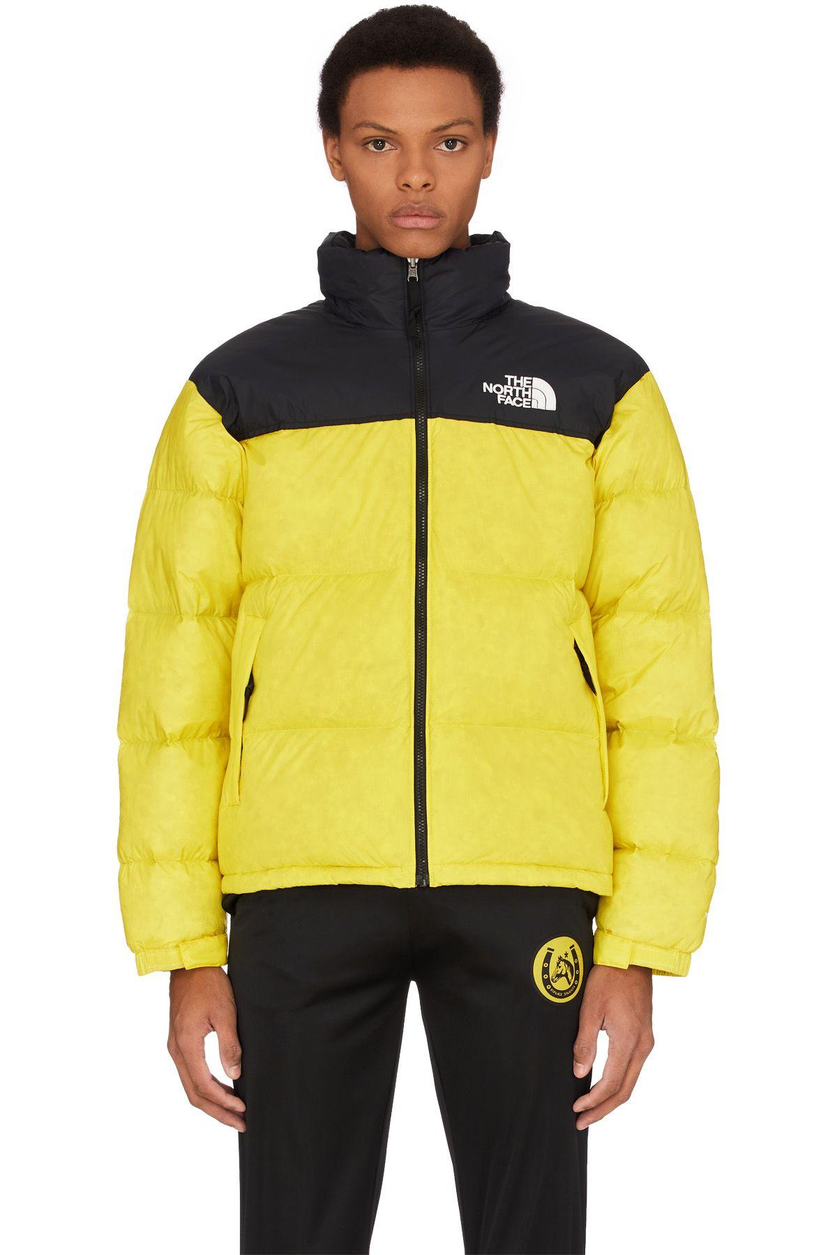 The North Face 1996 Retro Nuptse Jacket Tnf Lemon In 2021 The North Face Retro Nuptse Jacket 1996 Retro Nuptse Jacket [ 1800 x 1200 Pixel ]