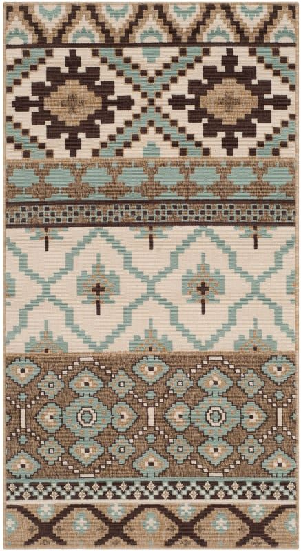 Safavieh Ver097 3 Southwestern Area Rugs Area Rugs Traditional Area Rugs
