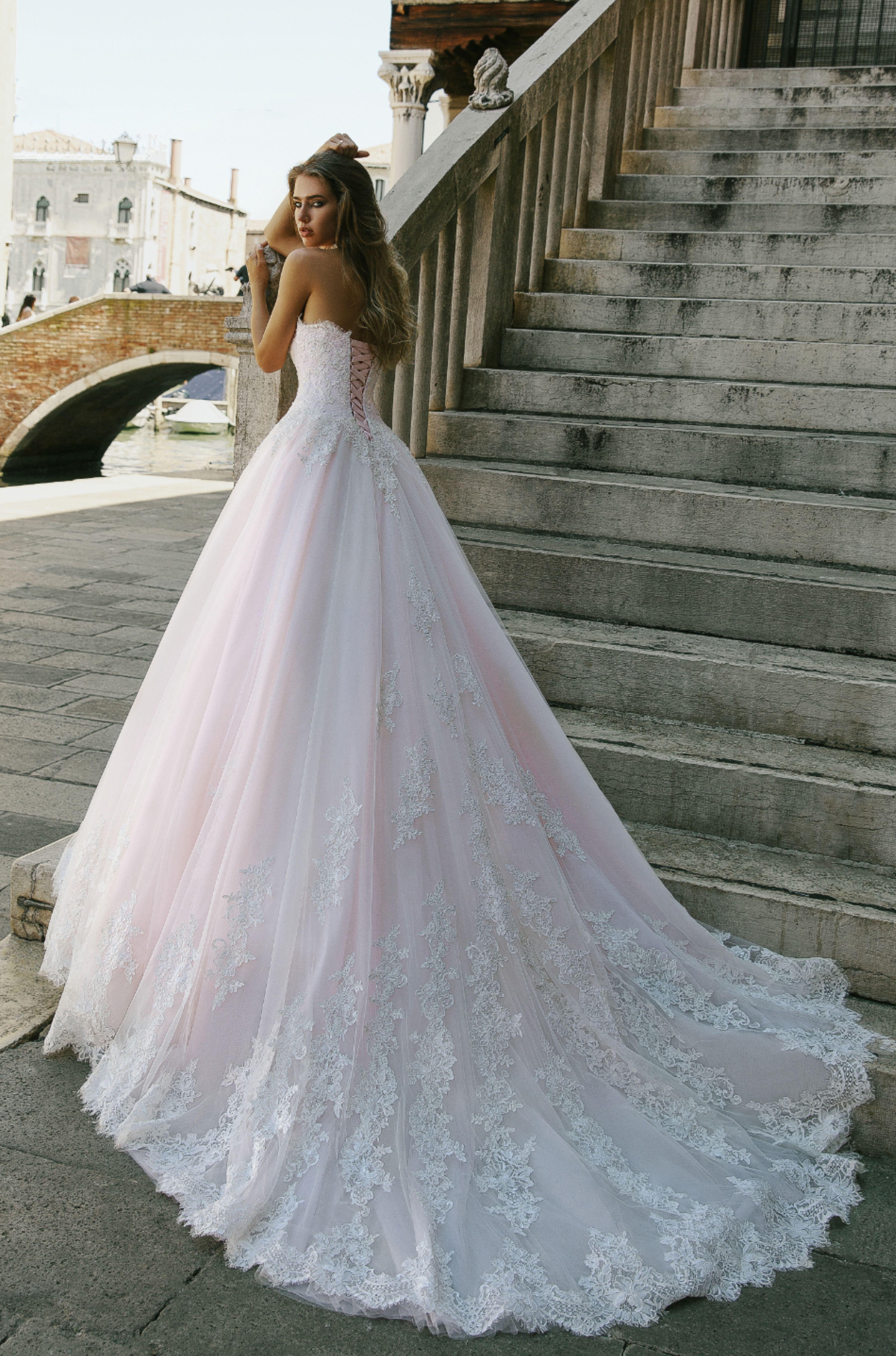 Holly Wedding Dress Italian Romance Collection Long Train Wedding Dress Italian Wedding Dresses Big Wedding Dresses [ 5809 x 3840 Pixel ]