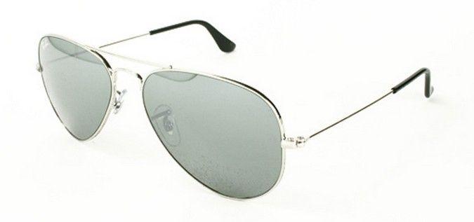 Occhiali ray ban aviator a specchio - Occhiali specchio blu ...