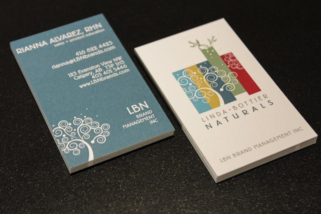 LinxPrint.com on | Card printing and Business cards