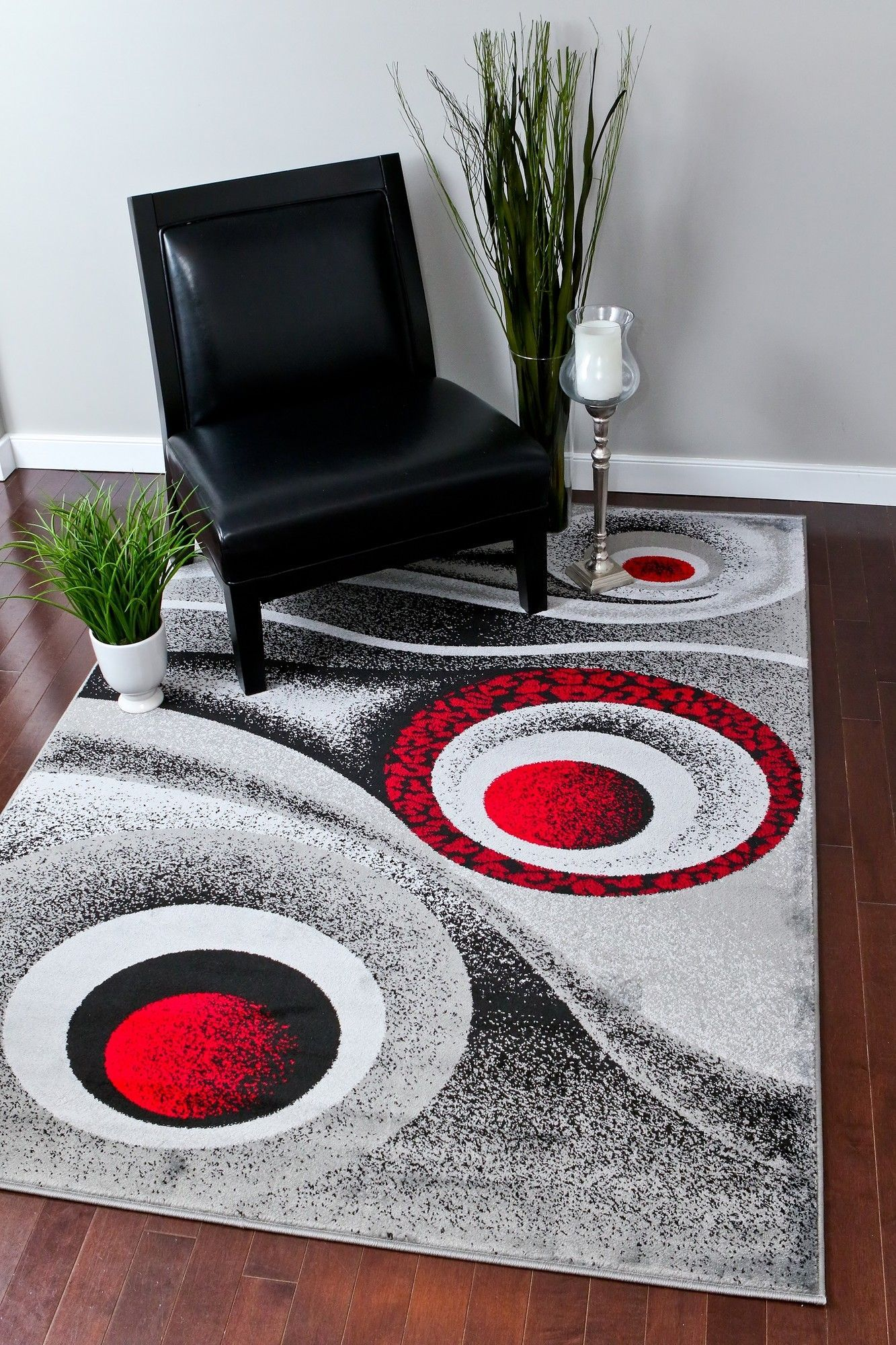 Gray Area Rug Products In 2019 Rugs Contemporary Area