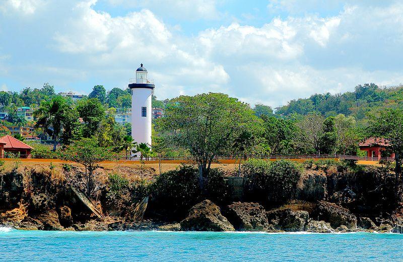 El Faro de Rincon, Puerto Rico